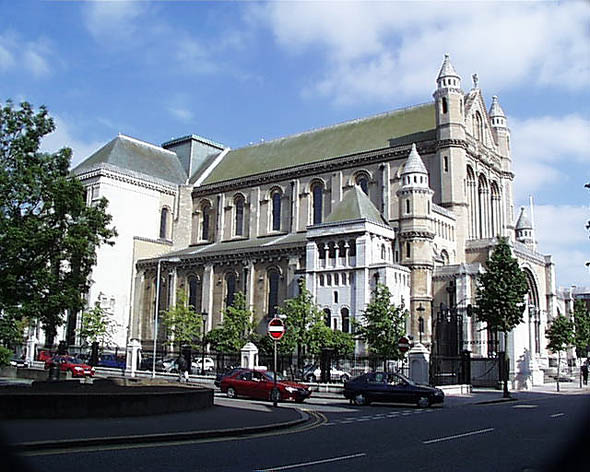 1927 &#8211; St. Ann&#8217;s Church of Ireland Cathedral, Belfast
