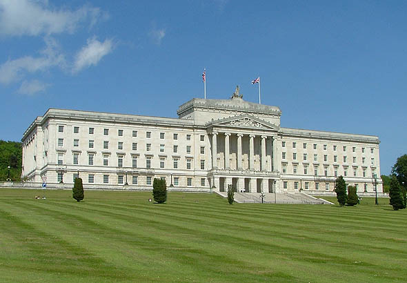1932 &#8211; Stormont Parliament Building, Belfast