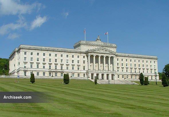 1932 – Stormont Parliament Building, Belfast
