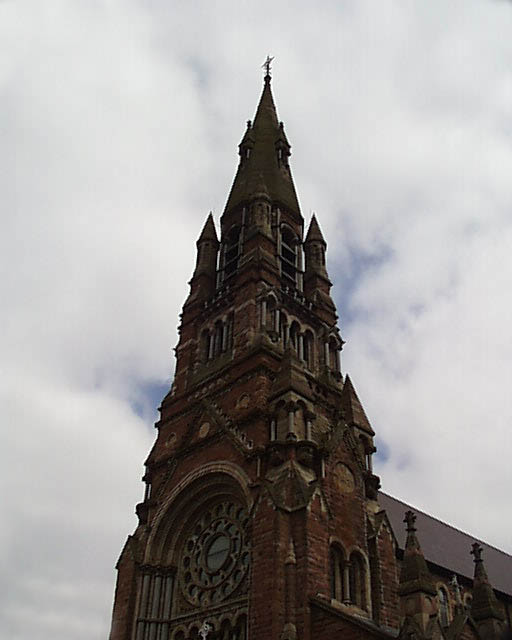 1877 &#8211; St Patrick&#8217;s Catholic Church, Belfast