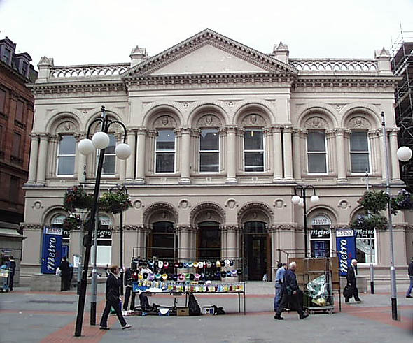 1869 – Former First Trust Bank, Royal Avenue, Belfast
