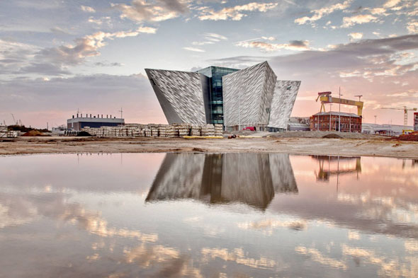2012 &#8211; Titanic Belfast