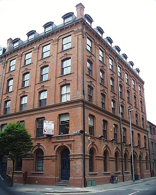 1903 – Fiddes Todd & Curry Warehouse, Belfast