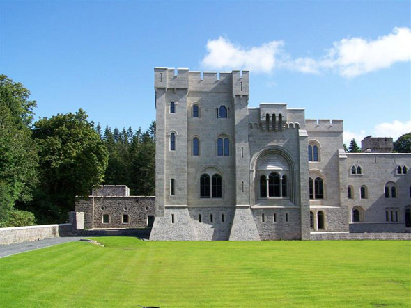 1856 &#8211; Gosford Castle, Co. Armagh