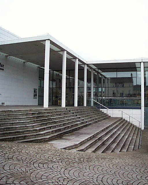 2002 &#8211; Market Place Arts Centre, Armagh
