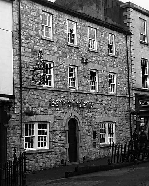 18th C – Bank of Ireland, Upper English St., Armagh, Co. Armagh