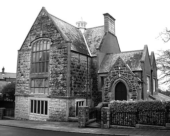 1912 &#8211; Church of Ireland Diocesan Hall, Armagh
