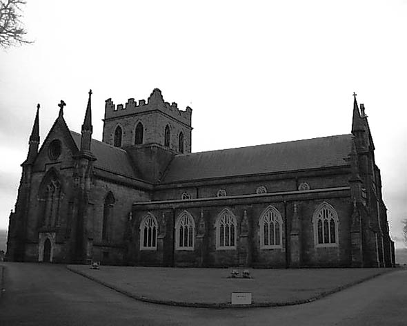 1832 &#8211; St Patrick&#8217;s Church of Ireland Cathedral, Armagh