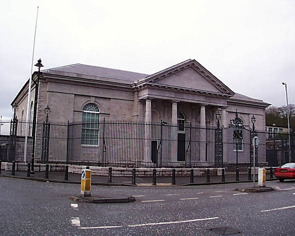 1809 &#8211; Courthouse, Armagh, Co. Armagh