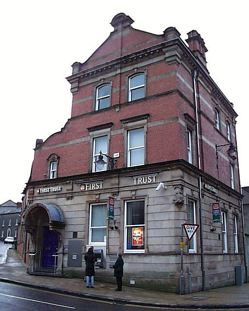 1896 &#8211; First Trust Bank, Armagh, Co. Armagh