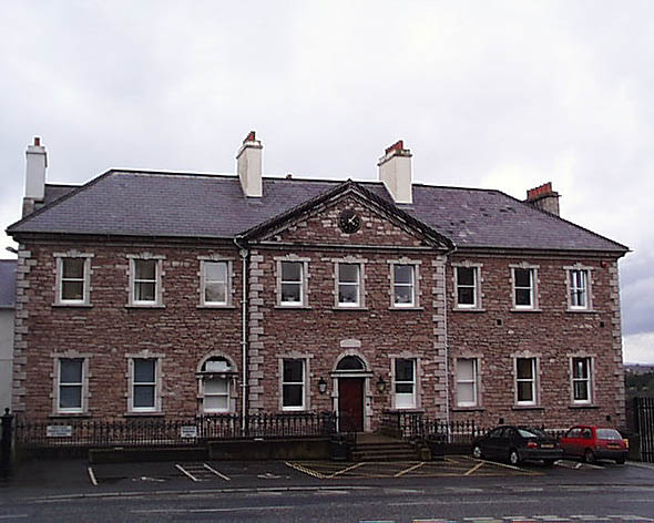 1774 &#8211; Former Hospital, Armagh, Co. Armagh