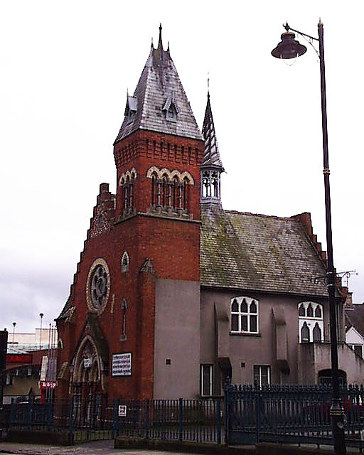 1884 – Former Masonic Hall, Armagh, Co. Armagh
