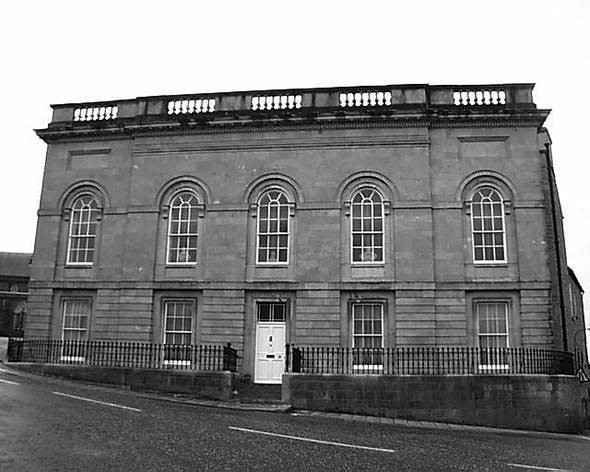 1771 &#8211; Public Library, Armagh, Co. Armagh