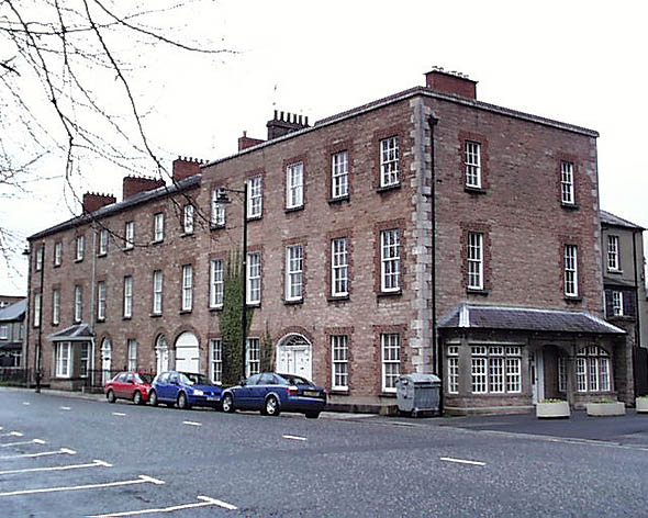 1820s – Terrace, The Mall, Armagh, Co. Armagh