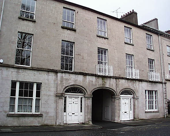 Beresford Terrace, The Mall, Armagh, Co. Armagh