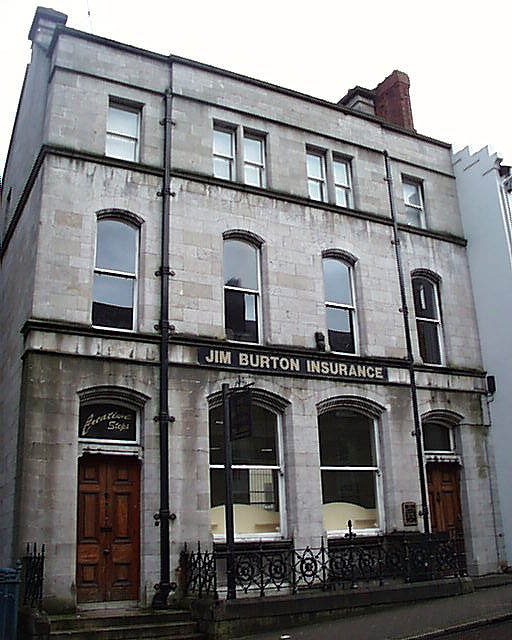 Former Bank, Russell St., Armagh, Co Armagh