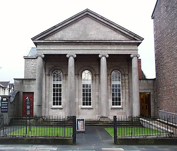 1834 – County Museum, Armagh, Co. Armagh