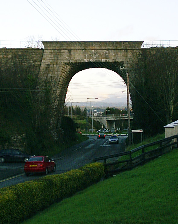 1851 &#8211; MacNeill&#8217;s Egyptian Arch, Newry, Co. Armagh