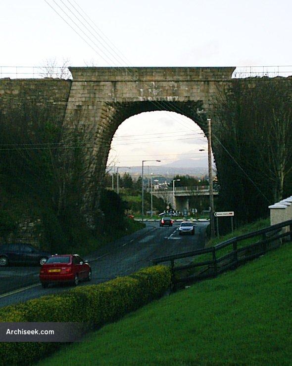 1851 – MacNeill's Egyptian Arch, Newry, Co. Armagh