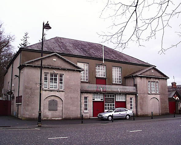 Orange Hall, Armagh, Co. Armagh