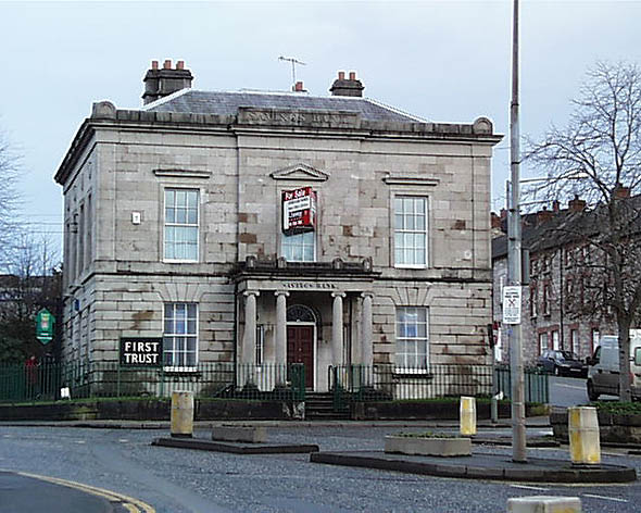 1838 &#8211; Savings Bank, Armagh, Co. Armagh