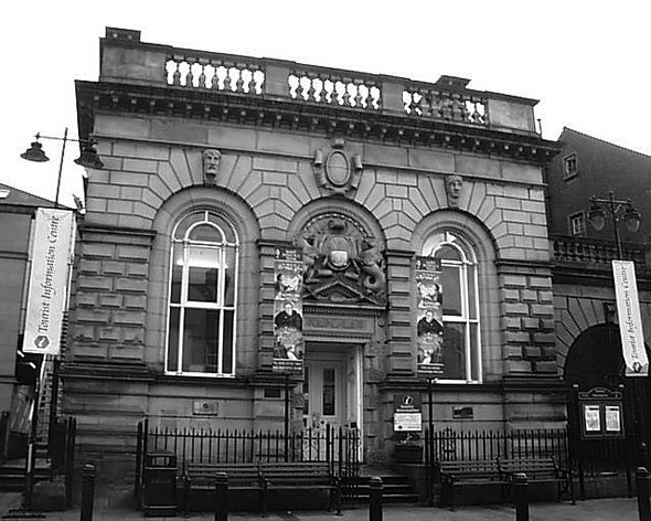 1867 – Tourist Information Office, Armagh