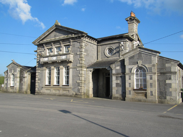 1850 &#8211; Railway Station, Bagenalstown, Co. Carlow