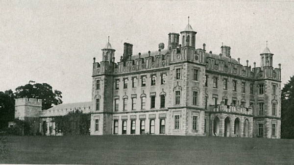 1731 &#8211; Borris House, Borris, Co. Carlow