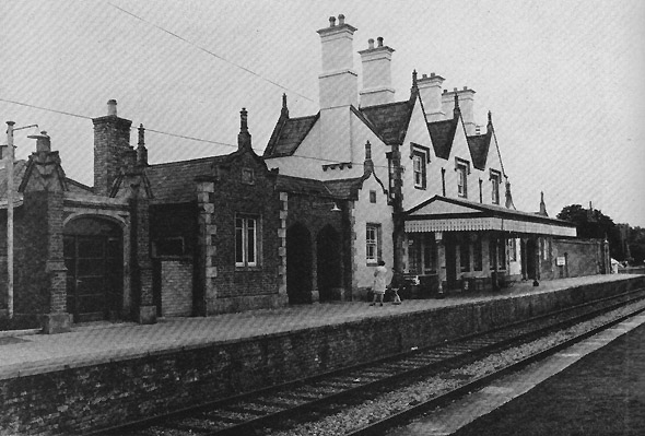 1846 &#8211; Carlow Railway Station, Co. Carlow