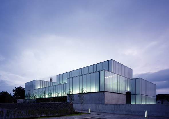 2009 – VISUAL – Centre for Contemporary Art & The George Bernard Shaw Theatre, Carlow