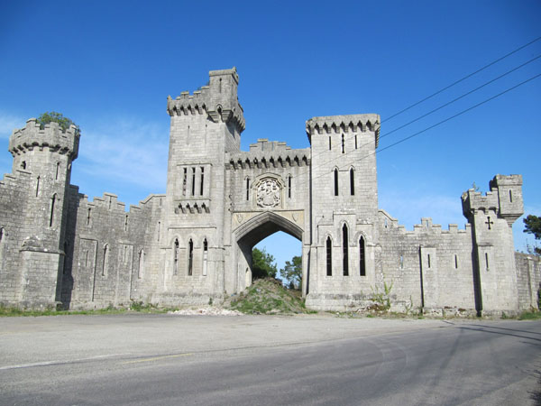 1855 – Gateway to Duckett's Grove, Co. Carlow