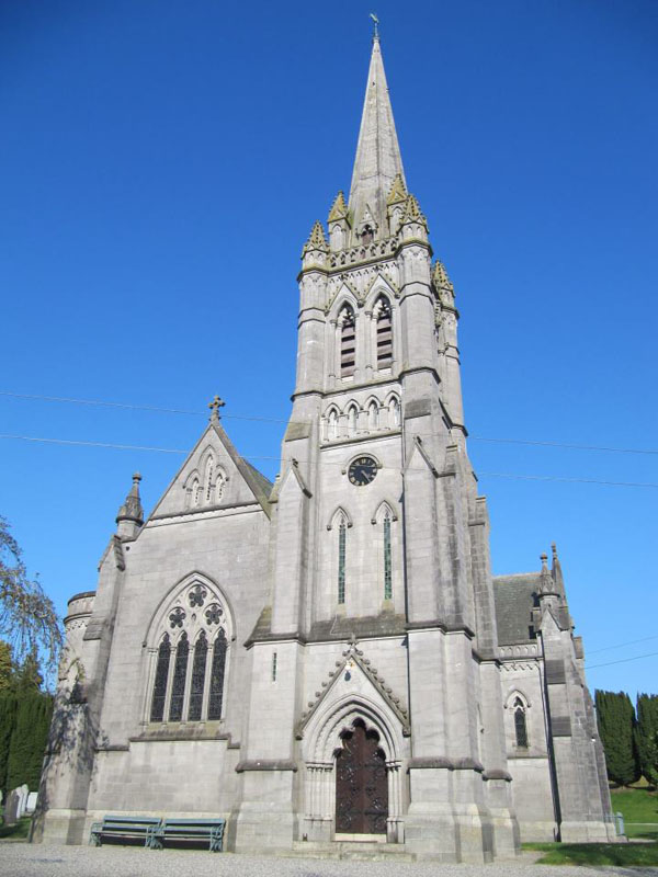 1913 &#8211; Church of Christ the Redeemer, Myshall, Co. Carlow
