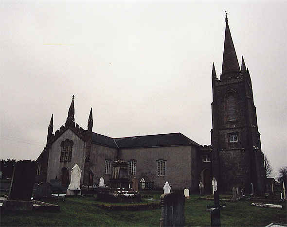 1828 &#8211; Church of Ireland, Belturbet, Co. Cavan