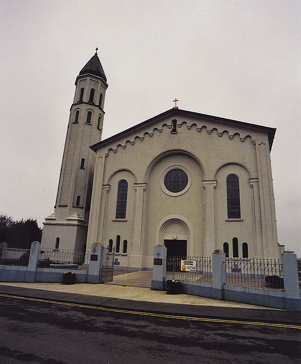 1956 – Church of the Immaculate Conception, Belturbet, Co. Cavan