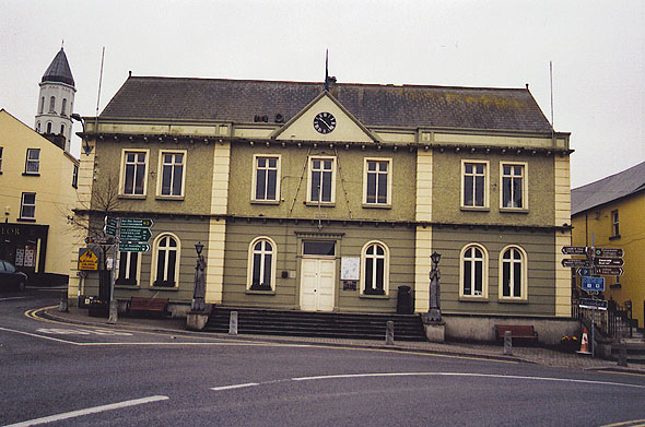 1928 – Belturbet Town Hall, Co. Cavan