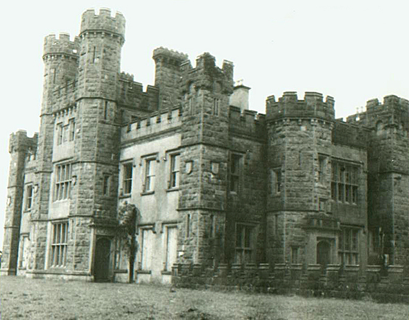 1840 &#8211; Castle Saunderson, Belturbet, Co. Cavan