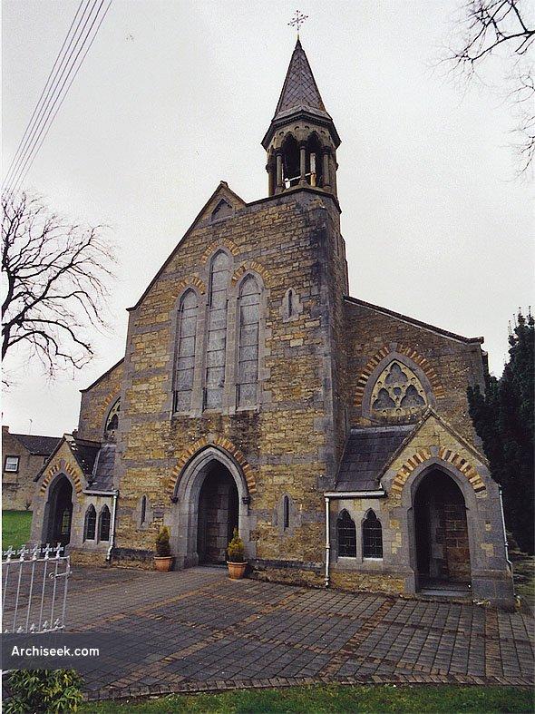 1863 – St. Aiden's Church, Butlersbridge, Co. Cavan