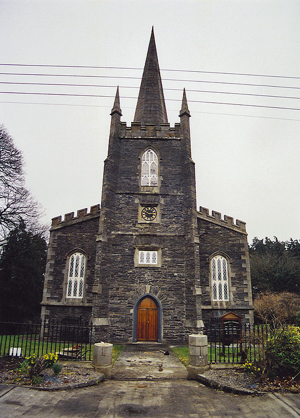 1819 &#8211; Church of Ireland, Cootehill, Co. Cavan