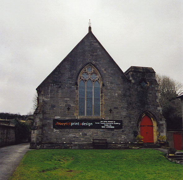 1859 – Former Methodist Church, Cavan, Co. Cavan