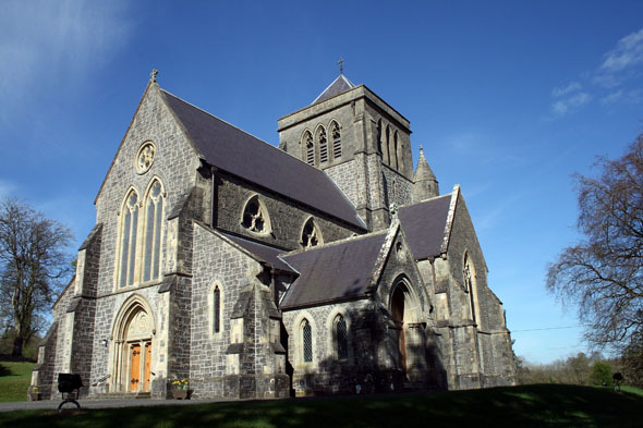 1860 &#8211; St. Feithlim&#8217;s, Kilmore Cathedral, Co. Cavan