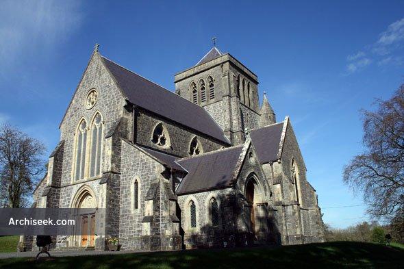 1860 – St. Feithlim's, Kilmore Cathedral, Co. Cavan