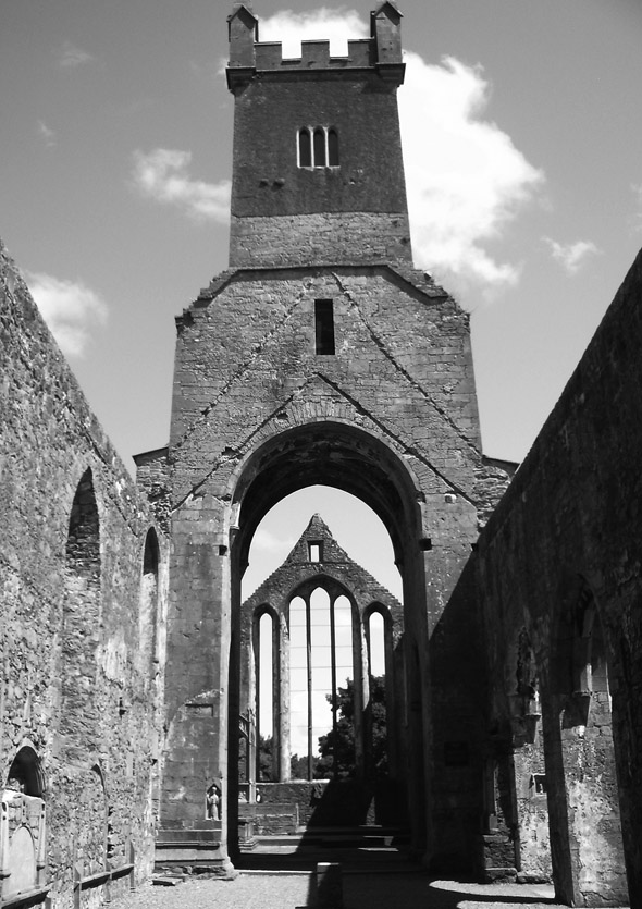 1240 &#8211; Ennis Abbey, Co. Clare