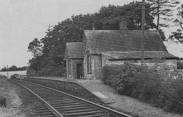 1859 &#8211; Ardsollus and Quin railway station, Co. Clare