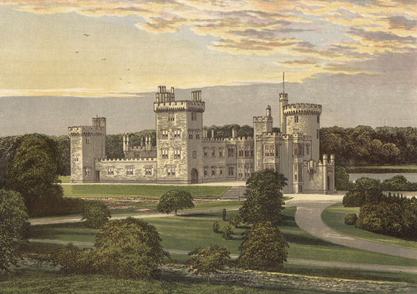 1835 &#8211; Dromoland Castle, Co. Clare