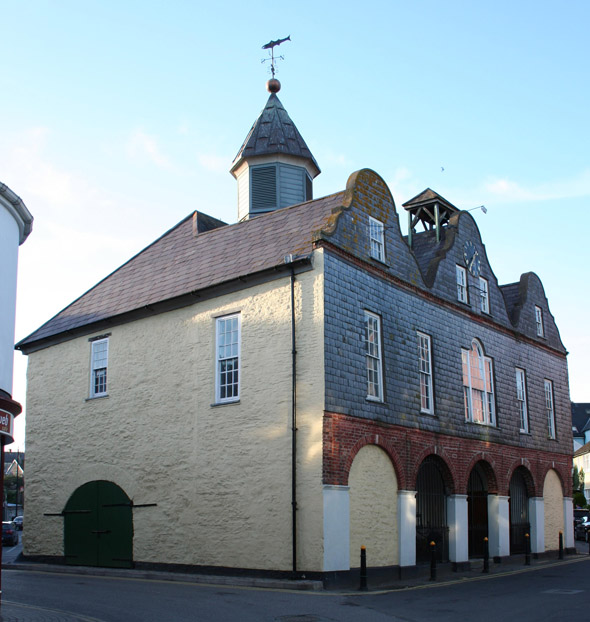 1595 – Market House, Kinsale, Co. Cork