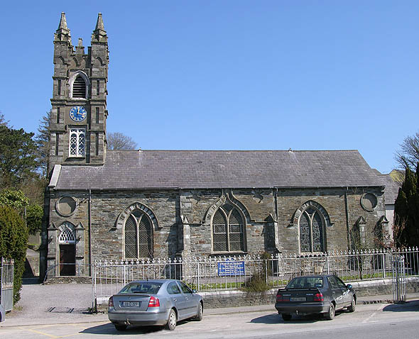 1828 &#8211; St. Brendan the Navigator, Church of Ireland, Bantry, Co. Cork