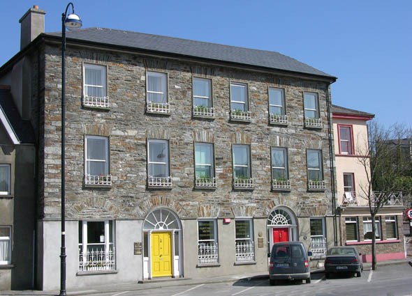 1820 – Houses, Wolfe Tone Sq., Bantry, Co. Cork