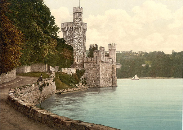 1829 &#8211; Blackrock Castle, Co. Cork