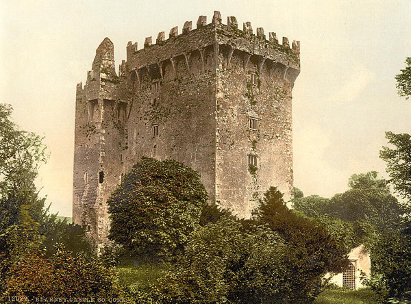 1446 &#8211; Blarney Castle, Co. Cork