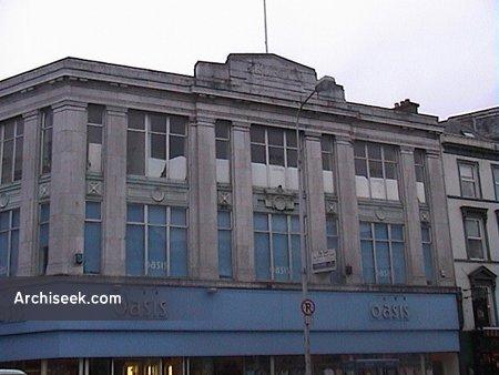 1927 – No 48-49 St. Patrick's Street, Cork